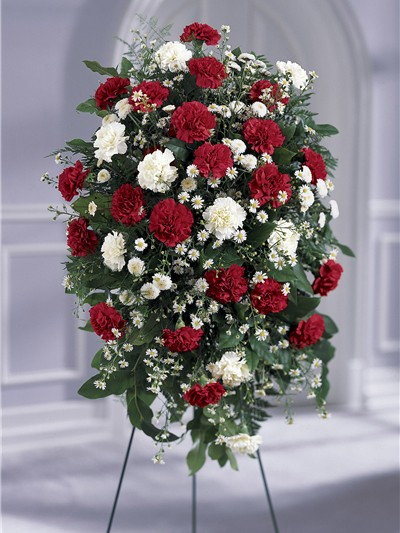 Bouquet suspendu